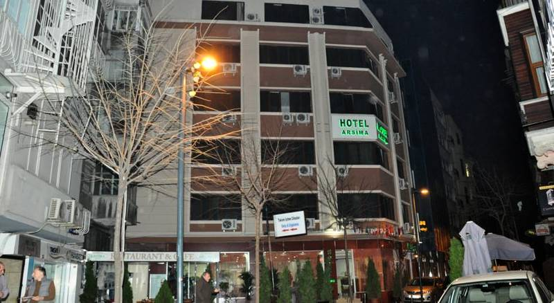 arsima hotel telefon numaralar ve leti im bilgileri ForArsima Hotel