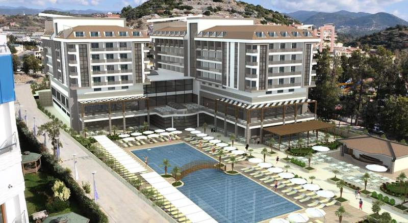 Hotel Caretta Beach 4 Konakli  Turkey
