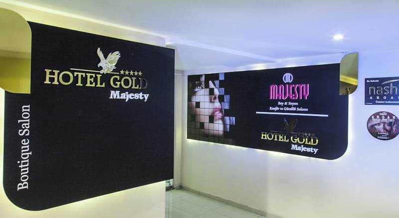 Majesty Hotel Gold