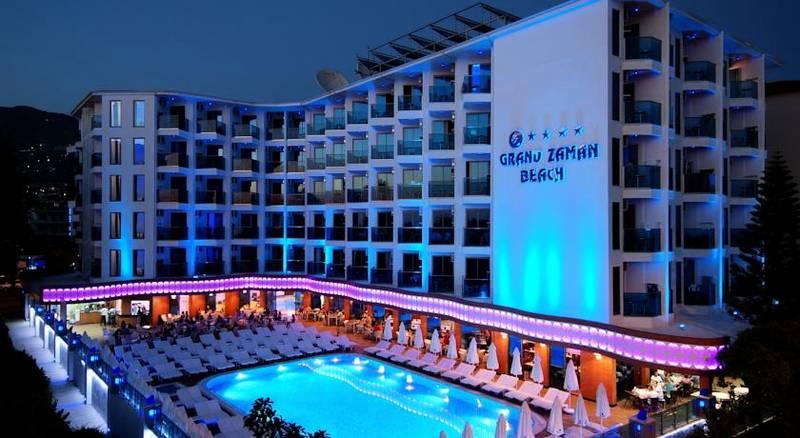 Grand Zaman Beach Hotel Telefon Numaraları Ve İletişim