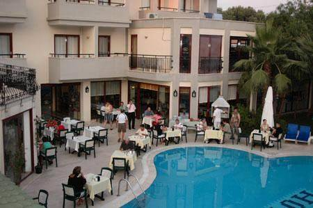 Hotel İz Flower Side Beach