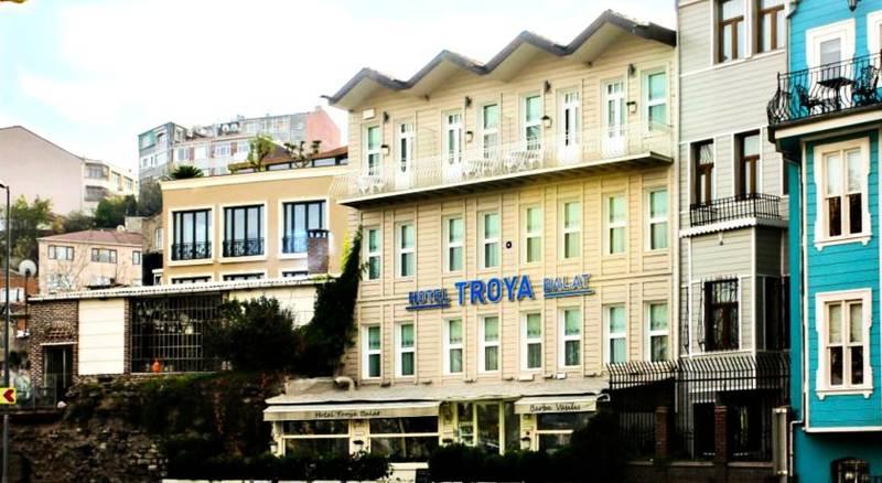 Hotel troya balat telefon numaralar ve leti im bilgileri for Educa suites balat hotel