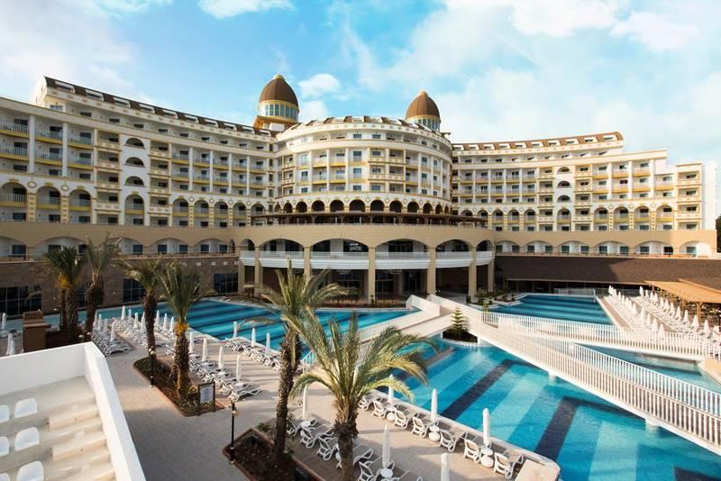 Hotel Sidemarin Beach Spa