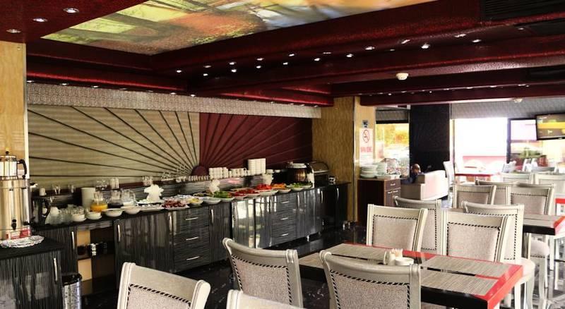 Ankara Plaza Hotel Iletisim