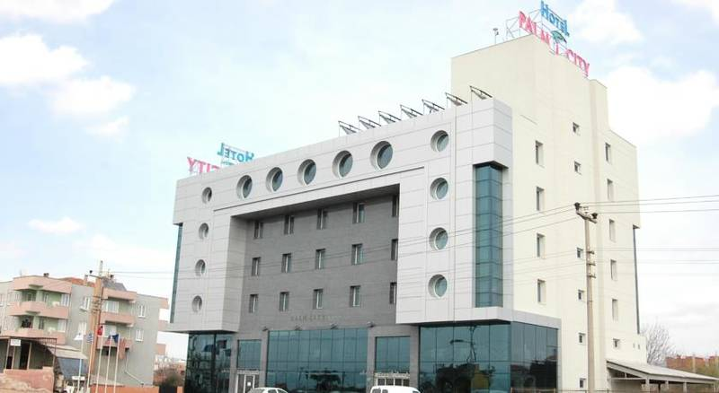 Palm City Hotel Akhisar