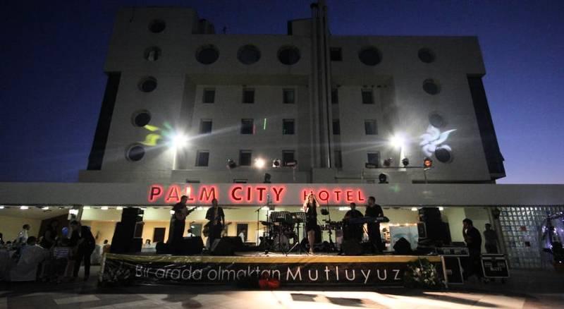 Palm City Hotels Turgutlu