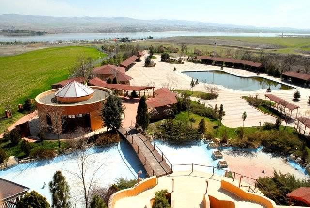 Patalya Lakeside Resort & Hotel