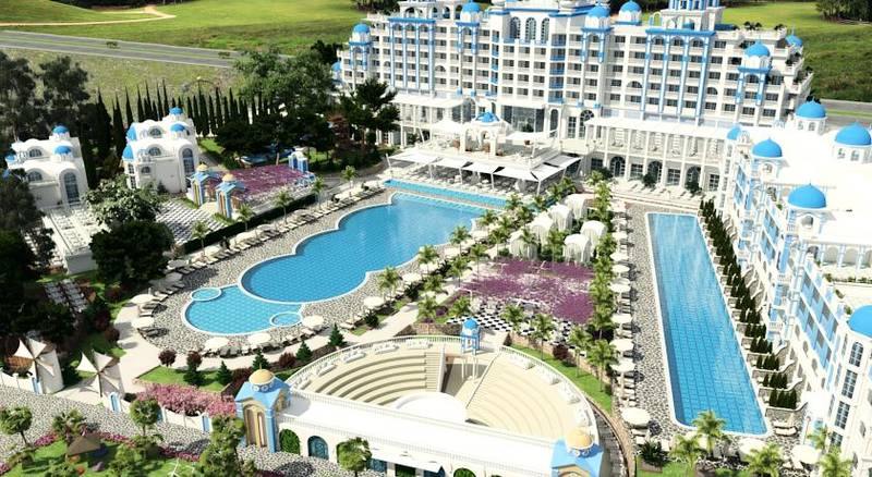 Rubi Platinum Spa Resort Suites Telefon Numaraları Ve