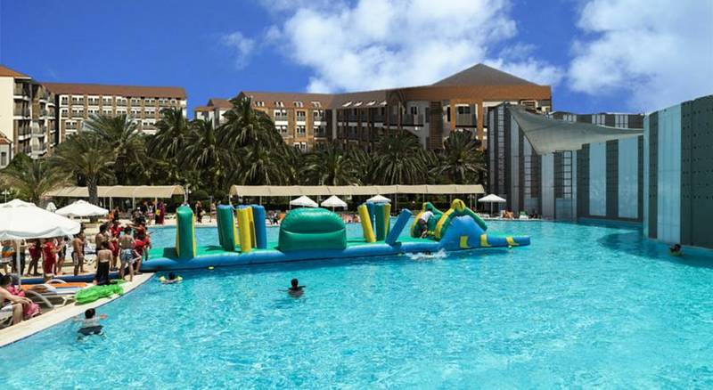 Selge Beach Islami Hotel
