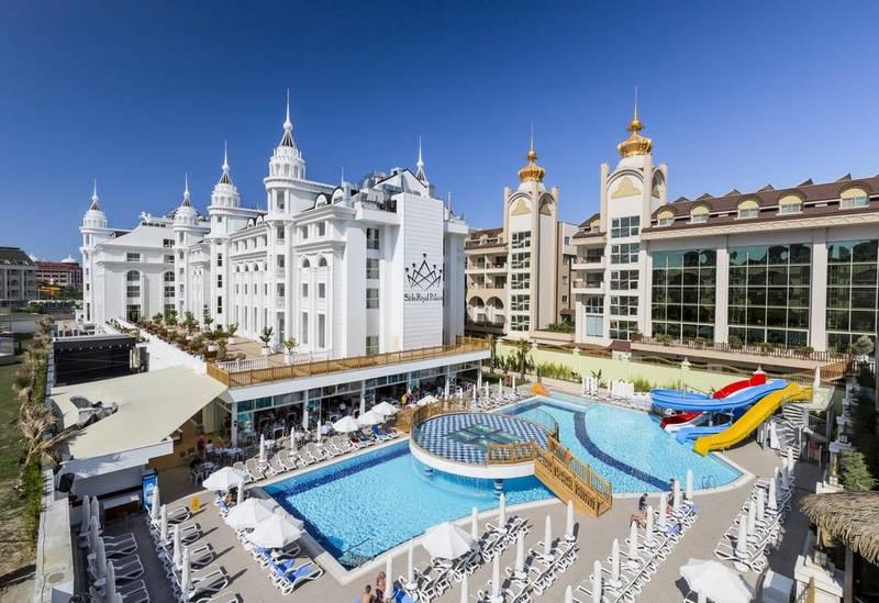 Hotel Sensimar Side Resort Spa