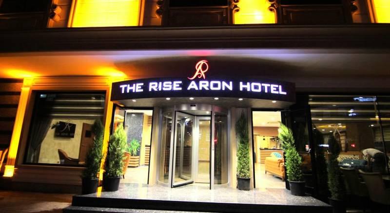 the rise aron business hotel telefon numaralar ve