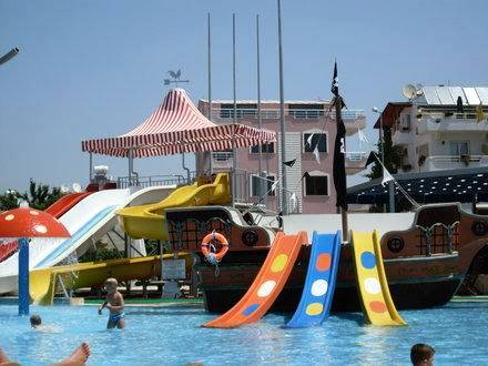 Otel Resimleri - Yal Castle Aquapark - Otel Referans